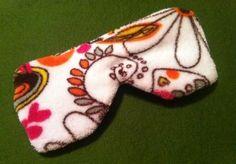 Fun and Flirty (furry) sleep eye mask. Super comfy!