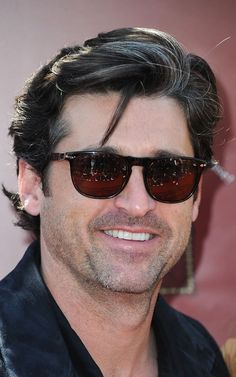 52 Suprema Sunglasses as seen on Patrick Dempsey - designed by Persol