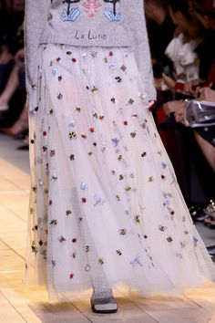 Christian Dior at Paris Spring 2017