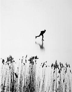 Aart Klein - Skater, Holland, 1970s