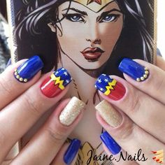 The Most Popular Nail Shapes – NaiLovely Cartoon Nail Designs, Diy Nail Designs, Nail Designs Spring, Kids Manicure, Nails For Kids, Manicure Ideas, Love Nails, Fun Nails, Pretty Nails