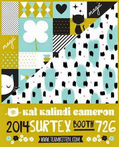 print & pattern: SURTEX 2014 - forest foundry