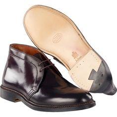 アメリカンブランドオールデンの本格紳士靴で足回りをダンディに