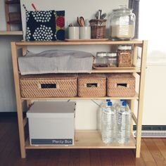 You can take advantage of our beauty ideas. Japanese Apartment, First Apartment, Muji, Home Organization, Organizing, Declutter, Room Inspiration, Sweet Home, Yukino