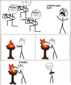 Funny Pictures: Open fire