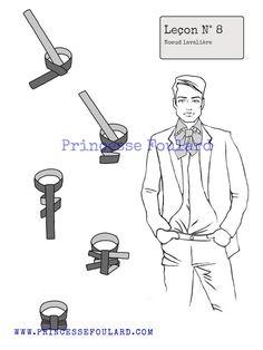 la cravate l 39 accessoire masculin par excellence. Black Bedroom Furniture Sets. Home Design Ideas