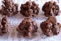 Slimming World Weetabix Choc Bites. astuce recette minceur girl world world recipes world snacks Slimming World Deserts, Slimming World Puddings, Slimming World Tips, Slimming Word, Slimming World Recipes Syn Free, Slimming Eats, Weetabix Cake Slimming World, Slimming World Chocolate Cake, Slimming World Taster Ideas
