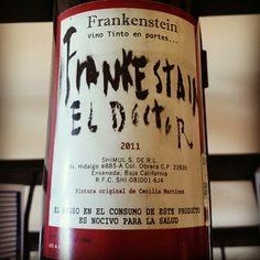 Un delocioso vino Mexicano de la casa productora de Shimul en Ensenada  Baja California.