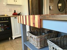 New kitchen and stacking doors for Nerissa and Paolo | | Nick and Nelly…