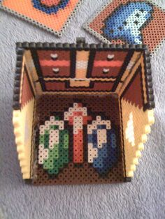 Perler Coster Box Inside by SpringDasie.deviantart.com on @deviantART