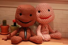 Free Pattern: Sackboy doll