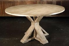 Richards Round Dining Table | Mecox Gardens