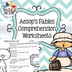 This resource includes 10 different comprehension activities. Each activity…