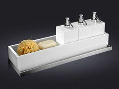 Toallero / estante para cuarto de baños USE 60 | Toallero by Vallvé
