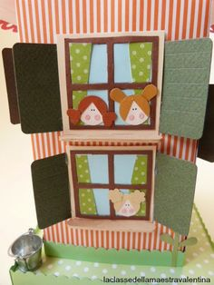Handmade Crafts, Diy And Crafts, Paper Crafts, Milk Carton Crafts, Kids Workshop, Toddler Activities, Gift Wrapping, Cos, Party