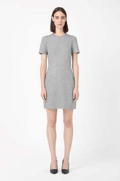 COS | Clean-edge jersey dress