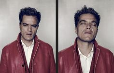 Michael Shannon. Photography by Nadav Kander