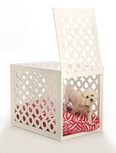 """small mariposa crate   Bella"""" in Medium Infinity Crate, Pillow by MFANO"""