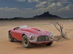 1948 Ferrari 166 MM Barchetta