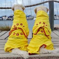 Beach Robe - Dog Drying Coats