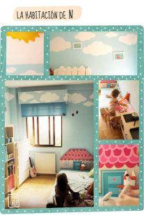 Cucheta de ni a con casita de juegos debajo camas 1 for Como hacer una cama de 1 plaza