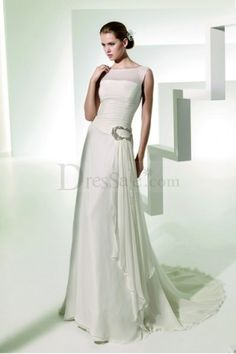 Simple for my taste, but still gorgeous. http://images.dressale.com/images/320x480/201301/Q/2012-athenian-style-wedding-gown-with-bateau-neckline-design_135843138929.jpg