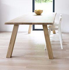 Stół na zamówienie WILD. Kolor: PURE.  Miloni.pl