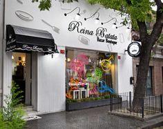 Reina Batata - Argentina: Love their store front