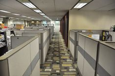 Before: The Tyranny of the Cubicle. Vision Statement: High-Performance Office Space - Harvard Business Review.