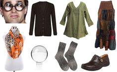 Sybill Trelawney Costume from Harry Potter
