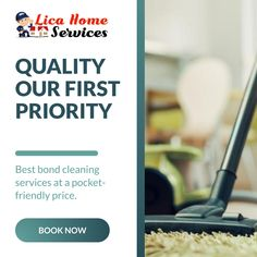 Get quality cleaning services for your house with the help of professional cleaners in no time. Just call us at 0731529572 Best Bond, Professional Cleaners, The Tenant, House Cleaning Services, Service Quality, Urban City, Pest Control, Clean House, Brisbane