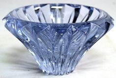 Aimo Okkolin crystal. Have it at home. Yves Klein Blue, Crystal Glassware, Glass Collection, Glass Design, Scandinavian Design, Pottery Art, Finland, Contemporary Design, Royal Blue