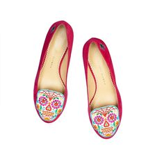 Charlotte Olympia Cruise 2015 Day Of The Dead