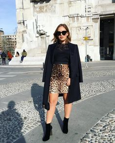 Almost showtime 🇮🇹💃🏼💫 Fall Winter Outfits, Winter Fashion, Winter Style, Street Chic, Street Style, Tanya Burr, Daily Look, Fashion 2017, Passion For Fashion