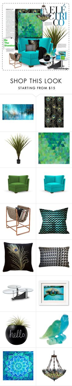 """Throw back Thursday..Standing Out.."" by addicted2design ❤ liked on Polyvore featuring interior, interiors, interior design, home, home decor, interior decorating, Leftbank Art, Home Decorators Collection, Nearly Natural and United Artworks"