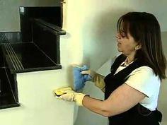 ▶ Aprenda a deixar as paredes de casa bem limpas - YouTube
