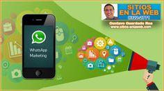 WhatsApp invita a las empresas a su red masiva Leer más: goo gl/YkVBc1 #WhatsAppMarketing #MarketingCostaRica #PosicionamientoWeb Gustavo Guardado Roa - goo gl/shu9v2