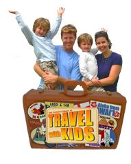 TravelWithKids.TV  Great show, just discovered it on PBS. Good ideas for ... traveling with kids!