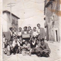 Santacara: Fotos Antiguas de Gente de Santacara(1) Miguel Angel, Nun, Antique Photos