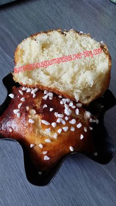 L'excellentissime brioche mousseline au Companion Brioche Companion, Pains, Bakery Business, Dish, Thermomix