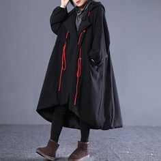 Shop new arrivals at EVA and embrace the latest trends. We keep close track of what's in, and your desire of being alpha is coming true. Cute Lazy Outfits, Cool Outfits, Fashion Outfits, Womens Fashion, Winter Coats Women, Coats For Women, Clothes For Women, Modern Hanbok, Iranian Women Fashion