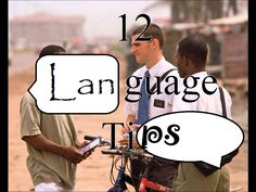 12 Helpful ideas to master a mission language