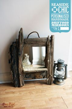Rustic Upcycled Craft Ideas and Driftwood Projects | Handmade Jewlery ...660 x 1003 | 134.1KB | www.hearthandmadeblog.com