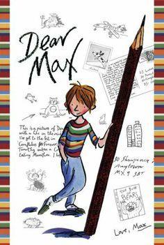 Dear Max by Sally Grindley, http://www.amazon.com/dp/141693443X/ref=cm_sw_r_pi_dp_D1V8sb1BY072V