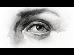 How to Draw Eyes - Structure ProkoTV is the best for drawing tutorials - this guy knows his stuff