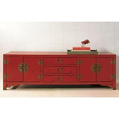 Similar To Existing Antique Chinese Low Cabinet Below Tv Asian Furniture Chest Kids