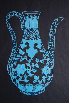papercut art kaatı sayitkarabulut