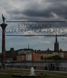Guía de Estocolmo Suecia - El Viaje de Sofi Broadway Shows, Louvre, World, Building, Travel, Medieval Town, Outdoors, Gothenburg, Europe