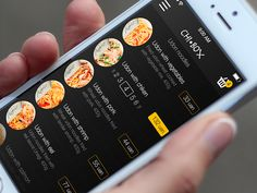 Chibox Delivery app