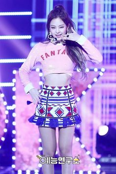 29 pictures of BLACKPINK Jennie's hot Abs you should not miss – Seleb Yg Groups, Kpop Girl Groups, Korean Girl Groups, Kpop Girls, Blackpink Jennie, Blackpink Members, Stage Outfits, South Korean Girls, Girl Crushes